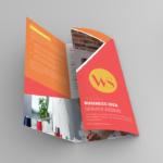 Working tri fold Brochure